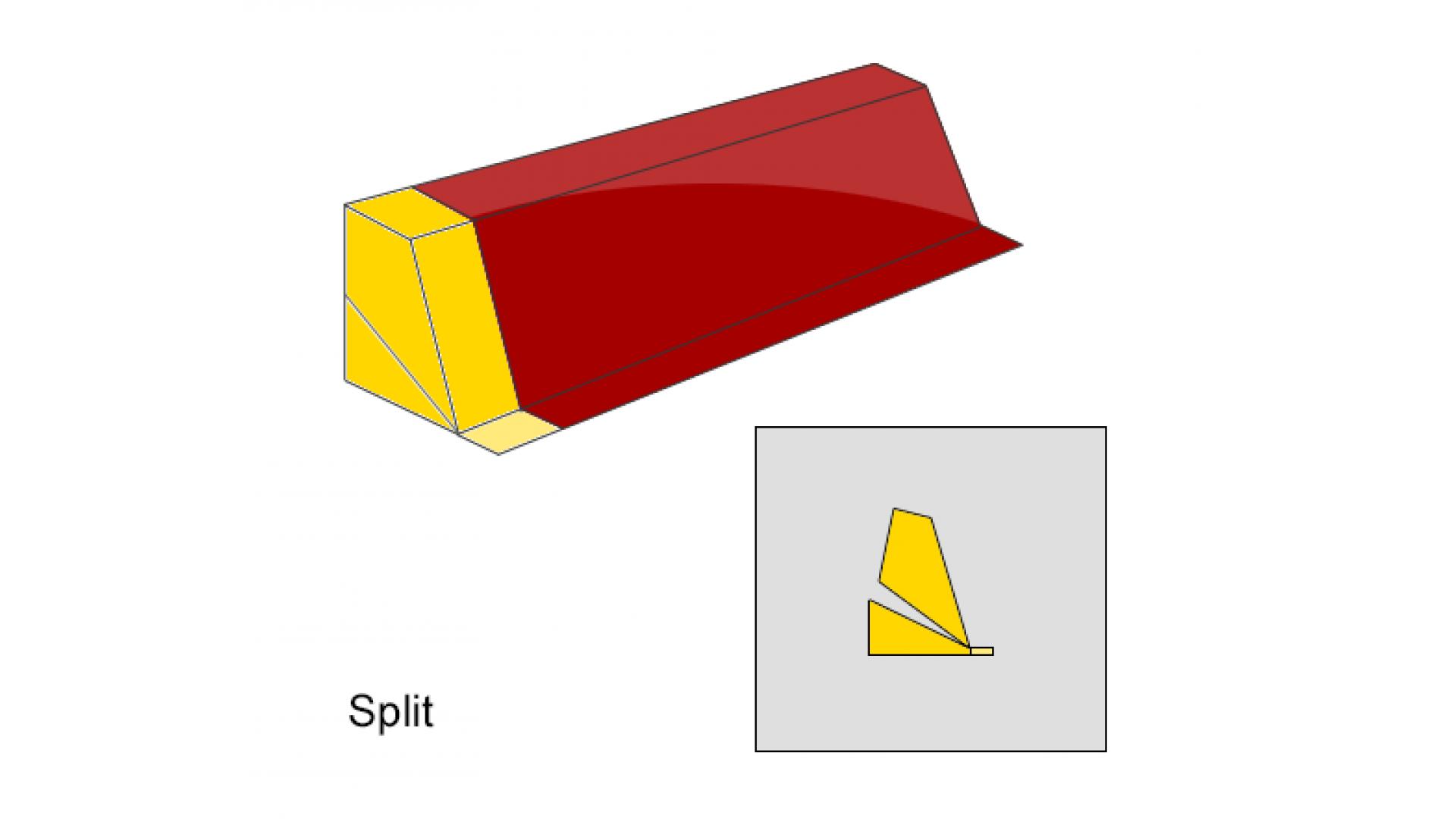 wasserbett schaumstoffrahmen split