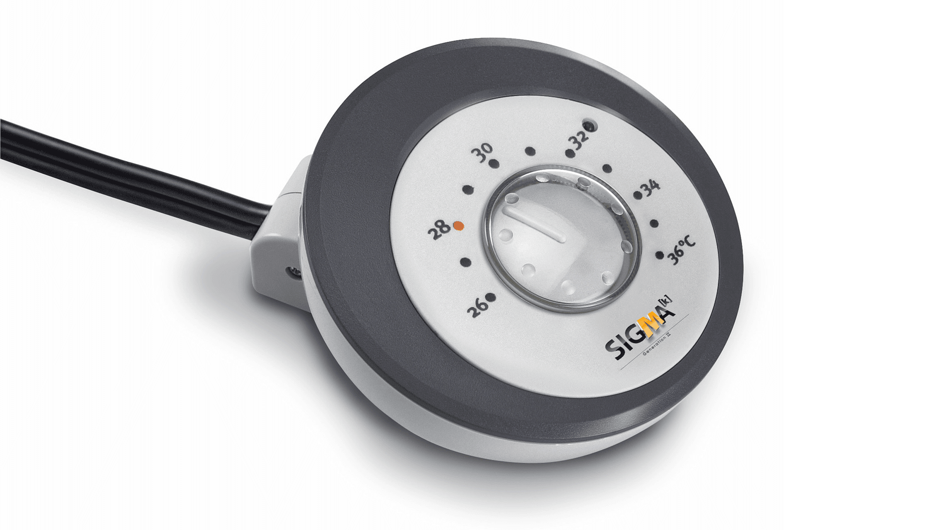 Sigma K keramik analog thermostat wasserbett heizung