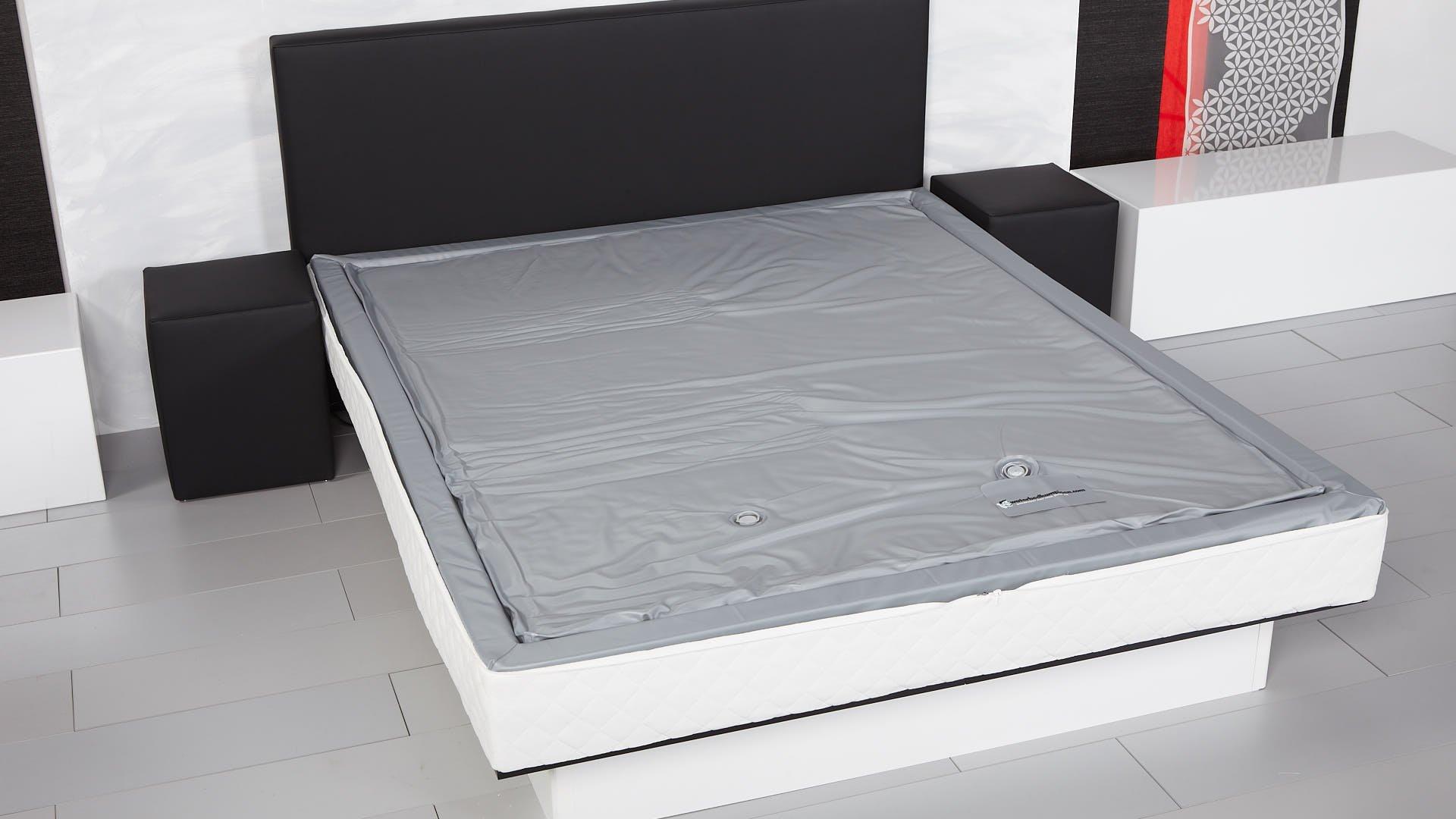 Komplette Softside Wasserbetten G 252 Nstig Kaufen Wasserbett Xl